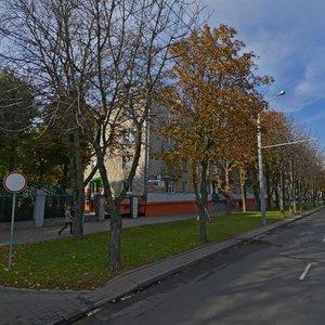 Минск, Улица Веры Хоружей, 5: фото