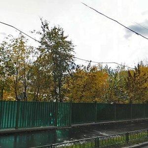 Москва, Улица Барболина, 1: фото