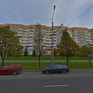 Минск, Улица Одинцова, 36к1: фото