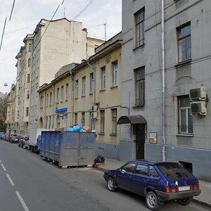 1st Basmanny Lane, 2А, Moscow: photo