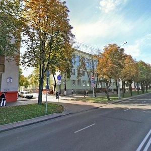 Минск, Улица Веры Хоружей, 7: фото
