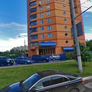 Химки, Улица Строителей, 7А: фото