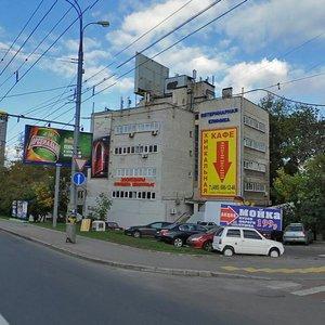 Москва, Проспект Мира, 186к1: фото