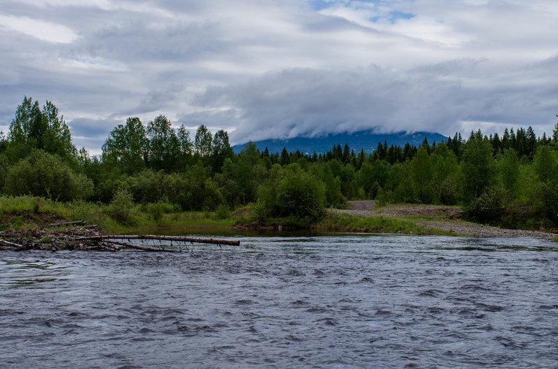 река Тылай
