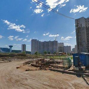 Красногорск, Подмосковный бульвар, 14: фото