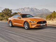 Обогрев сидений Ford Mustang VI Рестайлинг