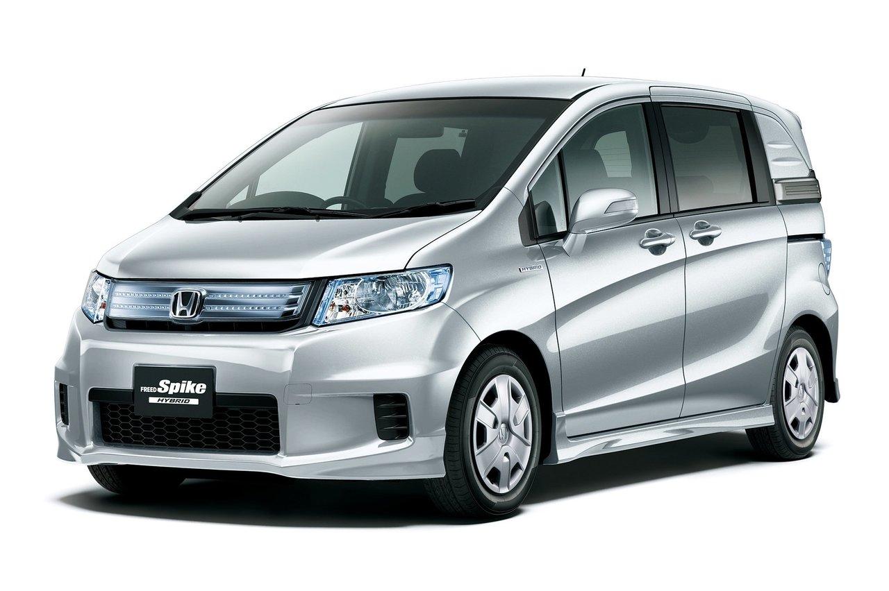 Honda Freed 2008 - 2016, 1 поколение, Компактвэн ...