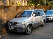 Обогрев сидений Mitsubishi Freeca I поколение