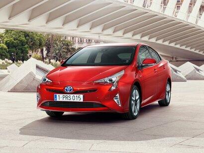 Купить Toyota Prius пробег 20 000.00 км 2017 год выпуска