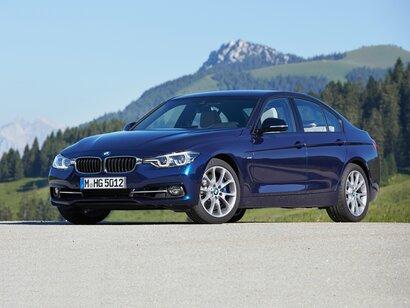 Купить BMW 3 серия пробег 29 822.00 км 2015 год выпуска