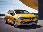 Обогрев сидений Renault Clio RS IV Рестайлинг