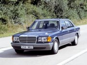 Обогрев сидений Mercedes-Benz S-klasse II (W126) Рестайлинг
