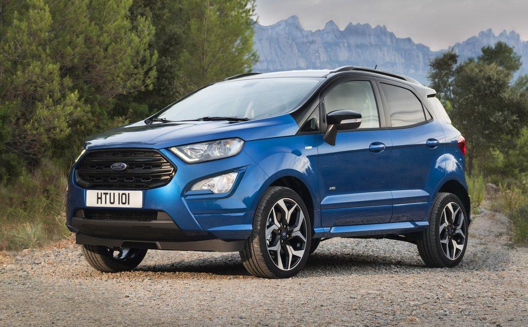 Ford EcoSport: технические характеристики, поколения, фото | Комплектации и цены Форд ЭкоСпорт