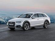 Обогрев сидений Audi A4 allroad V (B9)