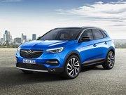 Обогрев сидений Opel Grandland X I поколение
