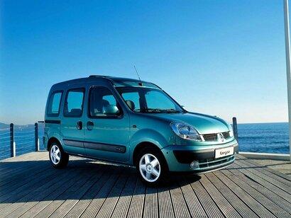Купить Renault Kangoo пробег 214 297.00 км 2007 год выпуска
