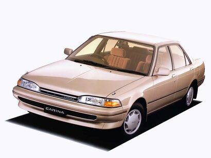 Купить Toyota Carina пробег 100 000.00 км 1990 год выпуска