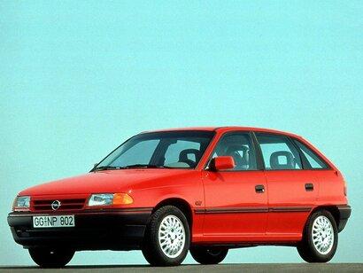 Купить Opel Astra пробег 166 947.00 км 1997 год выпуска