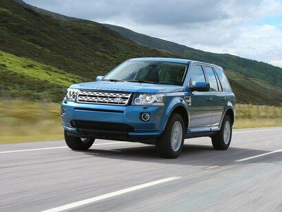 Купить Land Rover Freelander пробег 99 793.00 км 2013 год выпуска