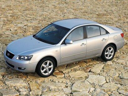 Купить Hyundai Sonata пробег 211 654.00 км 2007 год выпуска