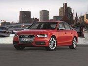 Обогрев сидений Audi S4 IV (B8) Рестайлинг