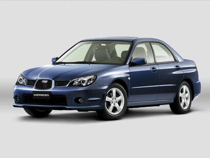 Купить Subaru Impreza пробег 70 000.00 км 2007 год выпуска
