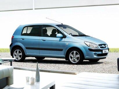 Купить Hyundai Getz пробег 96 000.00 км 2010 год выпуска