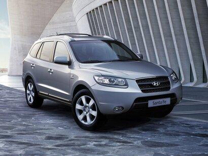 Купить Hyundai Santa Fe пробег 165 000.00 км 2008 год выпуска