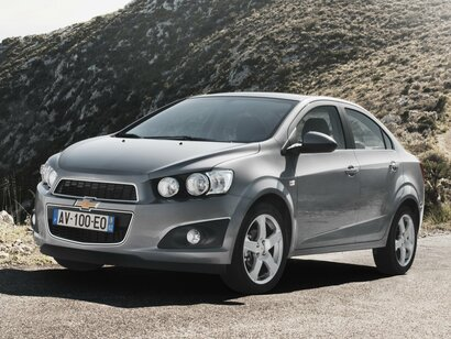 Купить Chevrolet Aveo пробег 160 000.00 км 2012 год выпуска