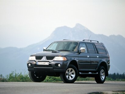 Купить Mitsubishi Pajero Sport пробег 172 000.00 км 2006 год выпуска