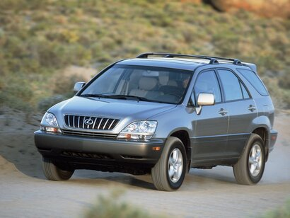 Купить Lexus RX пробег 202 181.00 км 2001 год выпуска