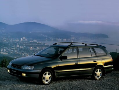 Купить Toyota Caldina пробег 278 610.00 км 1993 год выпуска