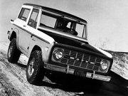 Обогрев сидений Ford Bronco I поколение