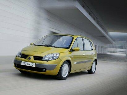 Купить Renault Scenic пробег 130 000.00 км 2004 год выпуска