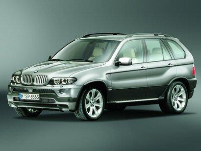 Купить BMW X5 пробег 337 000.00 км 2004 год выпуска