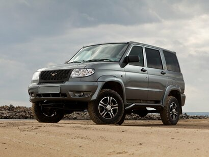 Купить УАЗ Patriot пробег 150 000.00 км 2012 год выпуска