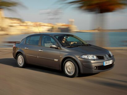 Купить Renault Megane пробег 116 000.00 км 2006 год выпуска
