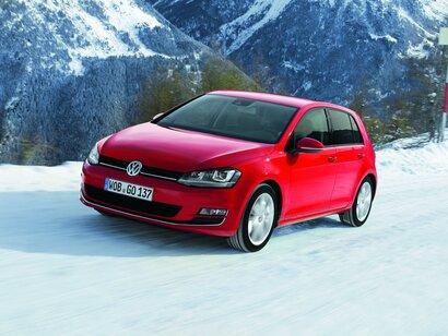 Купить Volkswagen Golf пробег 110 000.00 км 2013 год выпуска