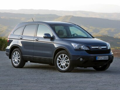 Купить Honda CR-V пробег 93 000.00 км 2008 год выпуска