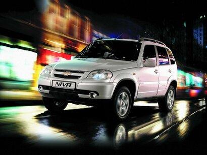 Купить Chevrolet Niva пробег 45 000.00 км 2009 год выпуска