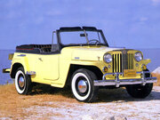 Willys Jeepster Кабриолет