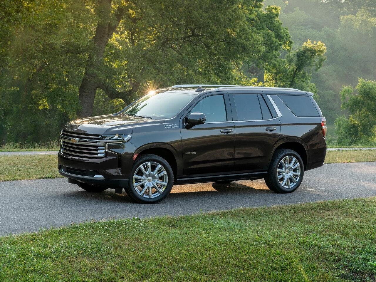 Chevrolet Tahoe: технические характеристики, поколения, фото   Комплектации и цены Шевроле Тахо