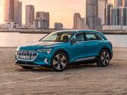 Обогрев сидений Audi e-tron I поколение