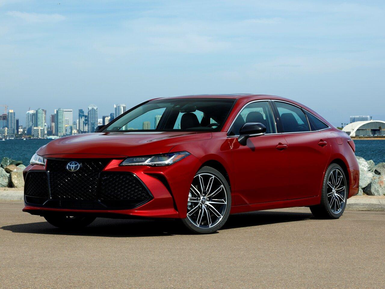Toyota Avalon: технические характеристики, поколения, фото   Комплектации и цены Тойота Авалон