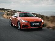 Обогрев сидений Audi TTS III (8S) Рестайлинг