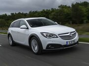 Vauxhall Insignia I Рестайлинг Универсал 5 дв. Country Tourer