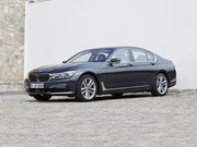 Обогрев сидений BMW 7 серия VI (G11/G12)