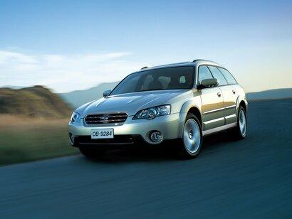 Купить Subaru Outback пробег 110 000.00 км 2004 год выпуска