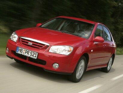 Купить KIA Cerato пробег 270 000.00 км 2006 год выпуска