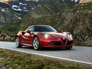 Обогрев сидений Alfa Romeo 4C